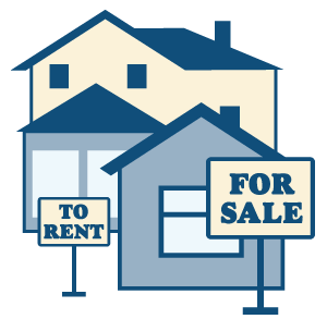 House clearances for property resale and letting icon
