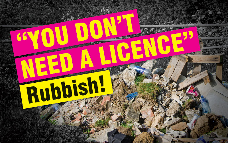 Fly Tipping Barnsley info